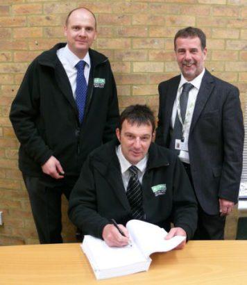 Martins Recycling Seals The Deal At Milton Keynes Hw