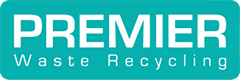 The logo for Premier Waste Recycling Ltd.