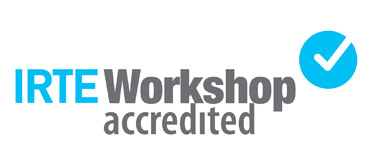 IRTE Workshop Accredited Logo