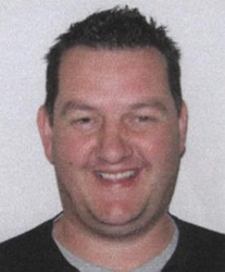 A photograph of Dave Hawkins.
