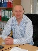 A photograph of Richard Coy.