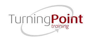 The logo of Turning Point Training.