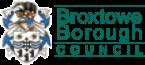 The Broxtowe Borough Council logo.