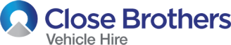 Close Brothers Vehicle Hire logo.