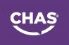 CHAS logo.