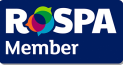 ROSPA Member logo.